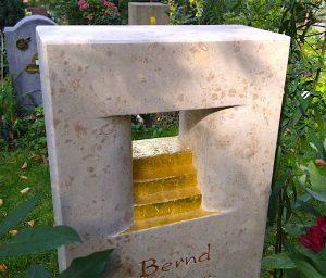 Stairstoheaven gravestone